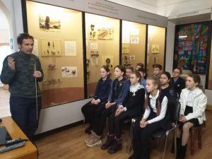 МОУ Ундоровский лицей учащиеся 6 класса А