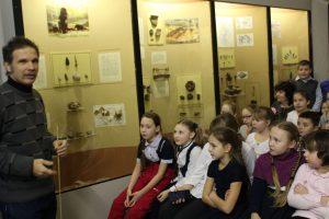 Учащиеся 4А класса МОУ Ундоровского лицея