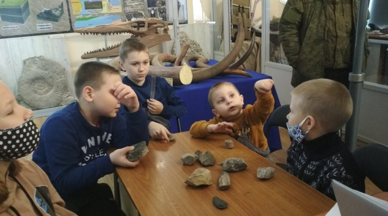 Школа палеонтолога